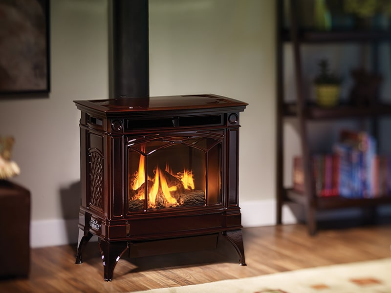 Hampton Direct Vent Gas Stove