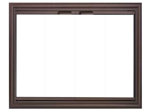 Brookfield Fireplace Door
