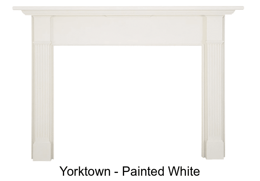Yorktown Mantel Surround